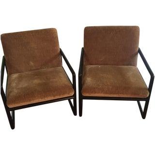 Brickell Associates Chairs - A Pair