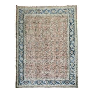 Shabby Chic Vintage Persian Rug, 9'6'' x 12'10''