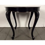 Image of Antique 19th C. American Oval Top Center Table