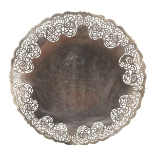 Rogers Bros. Silver Plate Dish