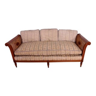 19th C. French Empire Daybed