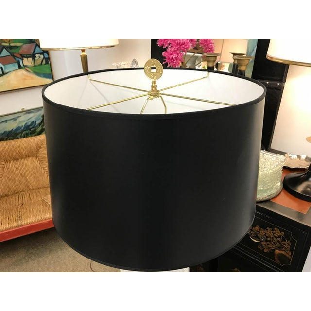 Mid Century James Mont Style Lamp - Image 6 of 8