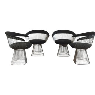 Warren Platner for Knoll Dining Chairs - Set of 4