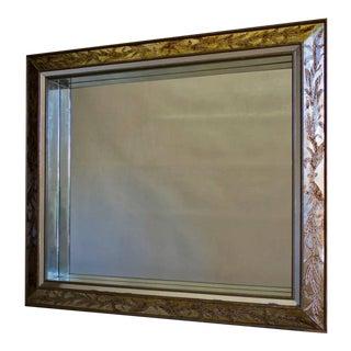 Recessed Églomiséd Frame Mirror