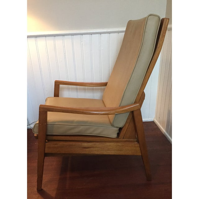 Vintage Mid-Century Modern Danish Lounge Chair - Image 4 of 9