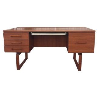 Dyrlund Danish Modern Executive Desk