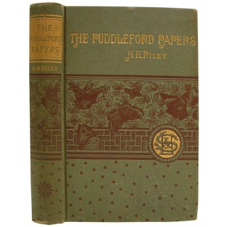 Puddleford Papers,1882