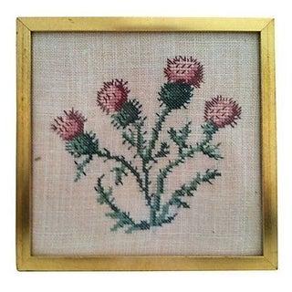 Vintage Danish Embroidery