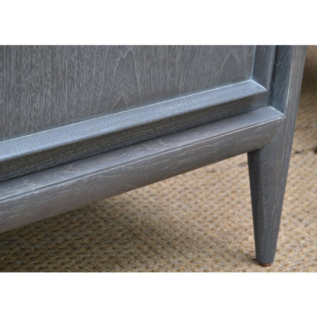 Century Furniture of Distinction Gray Finish Credenza - Image 7 of 7