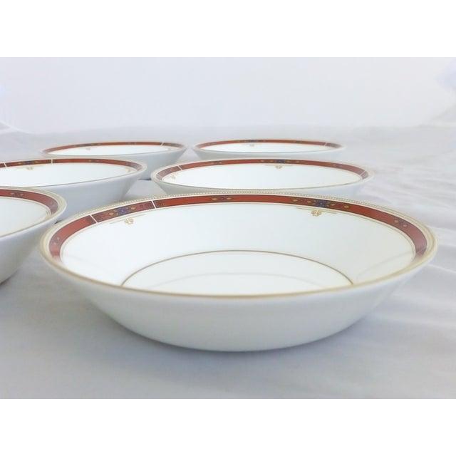 """Wedgwood """"Colorado Gold"""" Fruit Bowls - Set of 6 - Image 3 of 7"""