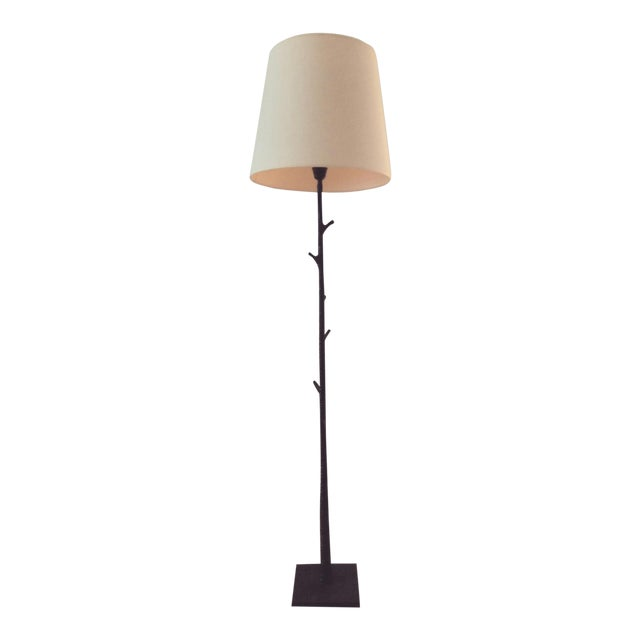Baker Furniture Company Twig Floor Lamp - Image 1 of 5