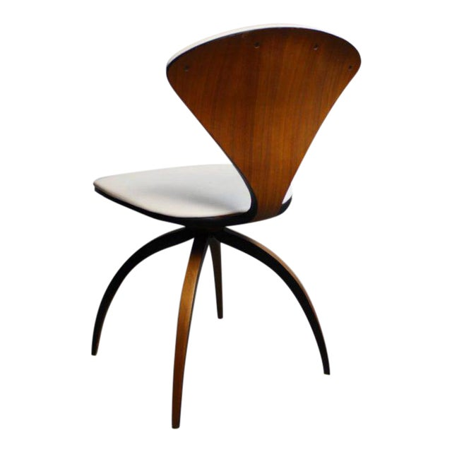 Image of Norman Cherner for Plycraft Desk Chair