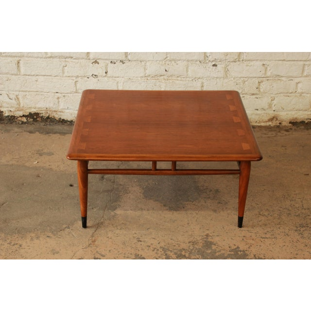 Mid Century Lane Copenhagen Drop Leaf Coffee Table: Lane Acclaim Mid-Century Coffee Table