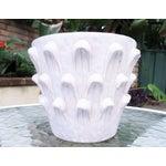Image of Raymor Mid-Century Italian White Ceramic Vase