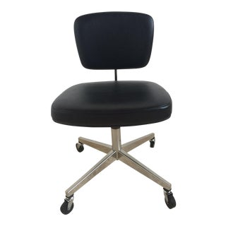 Knoll Black Secretary Chair