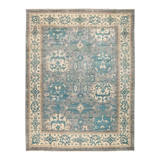 "Ziegler Hand Knotted Area Rug - 8' 2"" X 10' 5"""