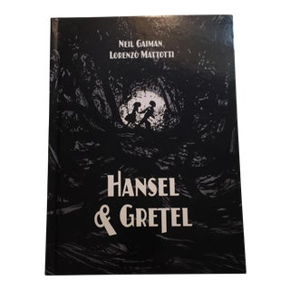 Hansel & Gretel Hardcover Book