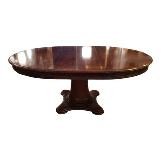 Vintage Rich Cherry Dining Table