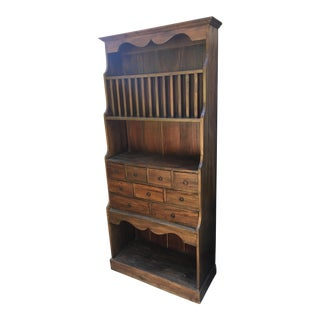 Antique Wooden Armoire