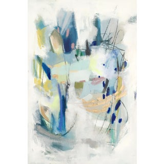 Original Abstract Expressionist Painting by Brenna Giessen