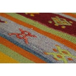 Image of Turkish Handmade Anatolian Kilim Rug - 1′9″ × 3′5″