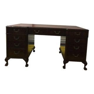 Vintage George III Desk