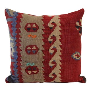 Vintage Turkish Pillow Cover