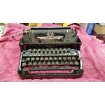 Image of Antique 1935 Corona Standard Typewriter