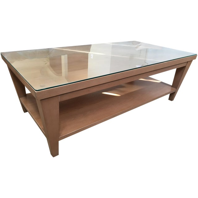 Ethan Allen Tuscan Coffee Table: Ethan Allen Coffee Table