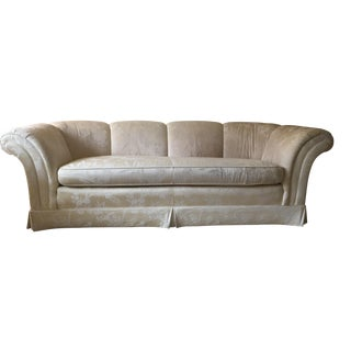 Hickory House Skirted Sofa