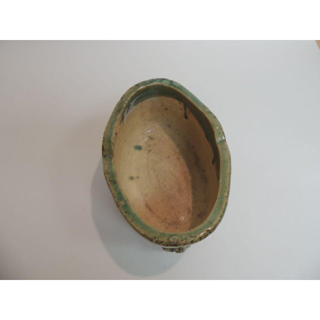 Image of Vintage Chinese Ceramic Planter