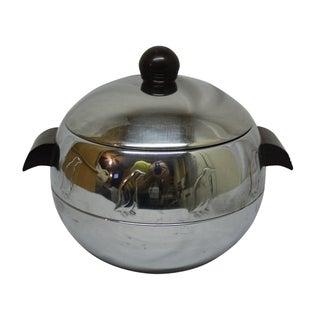 Antique Bakelite Ice Bucket