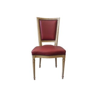 French Louis XVI Style Dining Chair Set - Set of 6