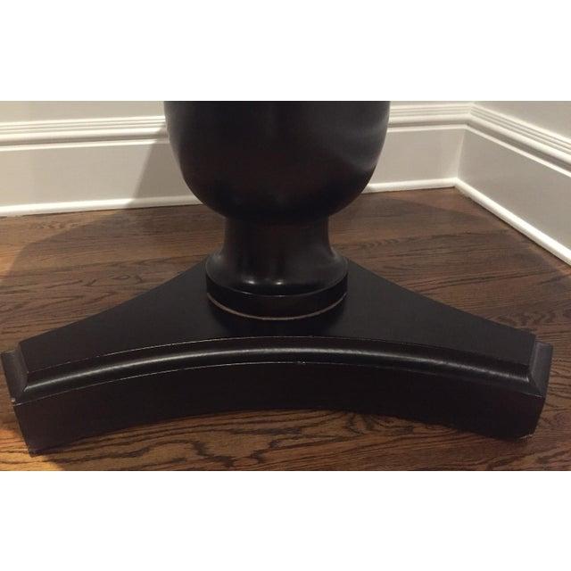Ralph Lauren Pedestal Side Table - Image 7 of 7