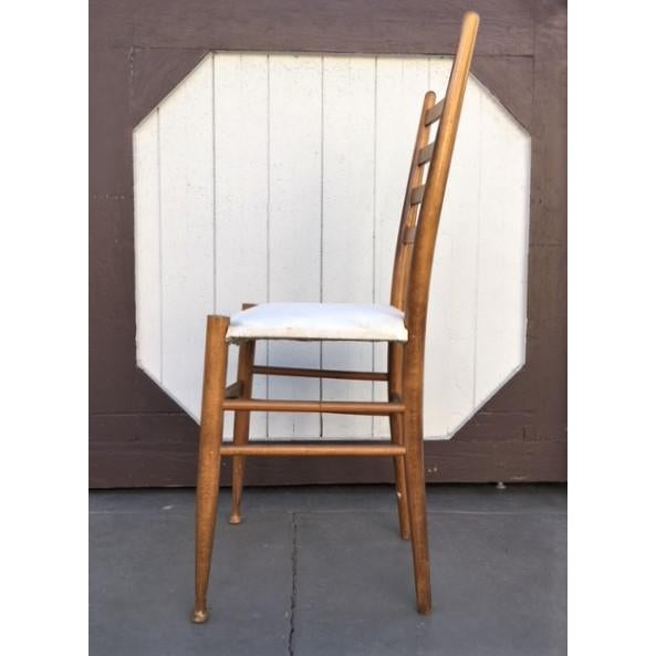 Italian Dining Chairs - Set of 6 - Image 6 of 6
