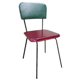1950s Iron Children's Chair