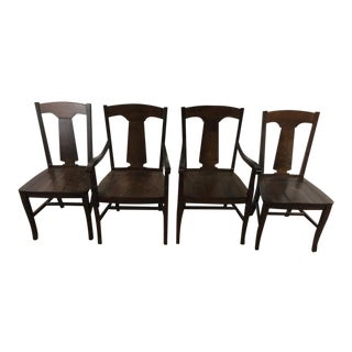 Pottery Barn Dining Chairs - Set of 4