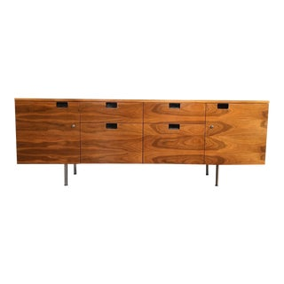 George Nelson for Herman Miller Walnut Credenza