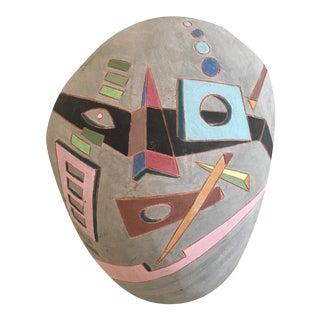 Louis Mendez Studio Pottery Mask