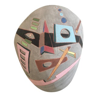 Louis Mendez Studio Pottery Mask
