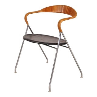 Saffa HE103 Chair by Hans Eichenberger for Dietiker, Switzerland, 1955
