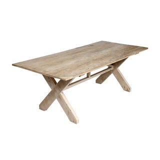 Axelwood X Base Dining Table