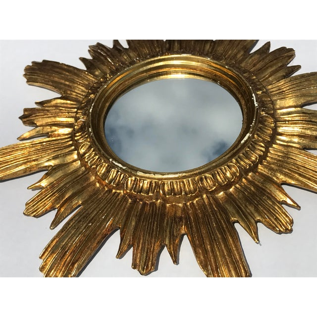 Italian Starburst Mirrors- A Pair - Image 7 of 8