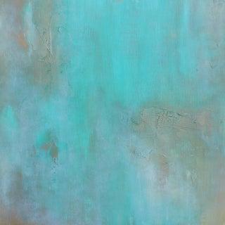 """Atlantis"" Mixed Media Painting"