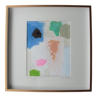 Meredith Grabham Abstract Mixed Media Painting