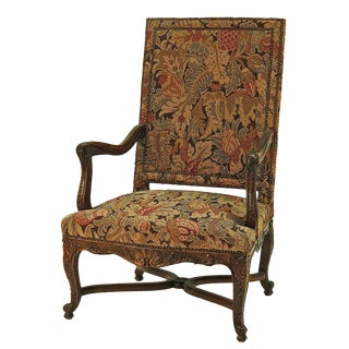 French Regence Armchair