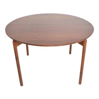 Mid-Century Modern Walnut Dining Table by Greta Grossman