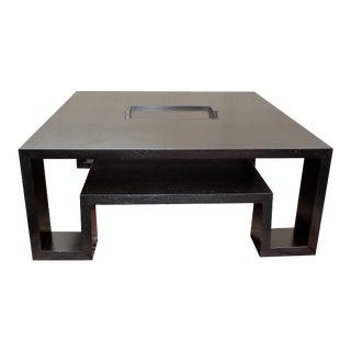 Hellman-Chang Tao Cocktail Table