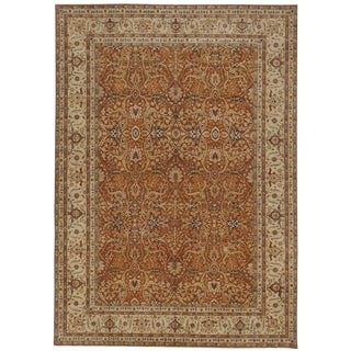 "Hand Knotted Indian Rug - 9'10""x 13'10"""