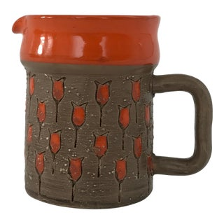 Handmade Patterned Coffee Mug